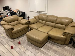 Furniture Chair/Couch/Foot Rest for Sale in Burke, VA