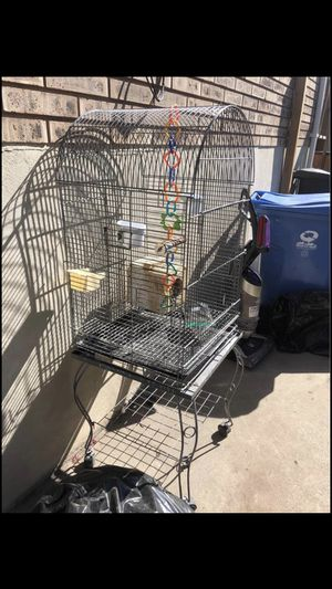 Bird Cage (measurements in pictures) for Sale in Taylorsville, UT