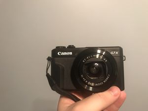 G7X mark II for Sale in Baltimore, MD