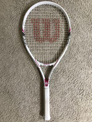 Wilson Hope Tennis Racket for Sale in Seattle, WA