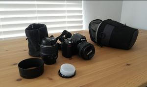 Nikon D40 digital camera w/ lense for Sale in East Point, GA