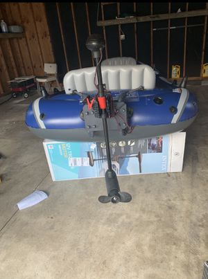 inflatable boat for Sale in Columbus, OH