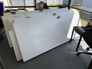 Wood Doors 30Wx80H for Sale in Tampa, FL