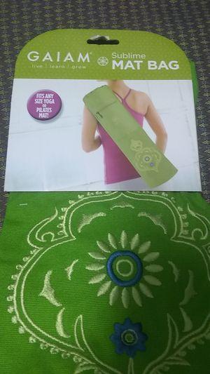Yoga mat bag for Sale in Arlington, VA