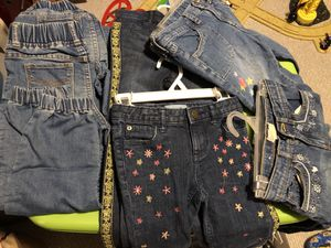 Twins girl stuffs resale up to 6 years old for Sale in Happy Valley, OR