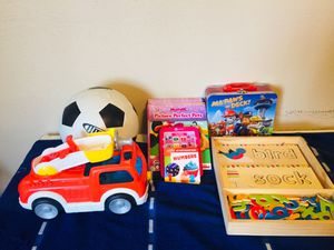 Kids books and toys for Sale in Irving, TX