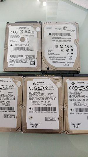 Apple macbook pro and Mac mini hard drive for Sale for sale  Brooklyn, NY
