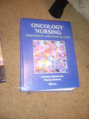 Oncology nursing book for Sale in Fort Pierce, FL
