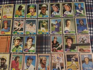 1981 Topps and O Pee Chee Baseball Cards for Sale in Phoenix, AZ