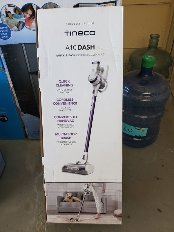 A10 Cordless Stick Vaccuum New