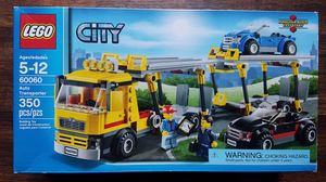 LEGO City Great Vehicles Auto Transporter Building Set. for Sale in Gilroy, CA