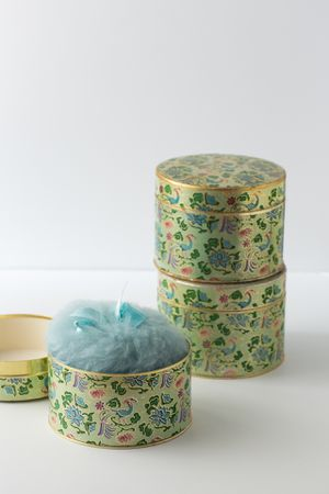 Vintage avon powder puff boxes for Sale in Fremont, CA