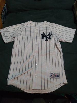 NY Yankees Baseball Jersey RN# 53157 for Sale in Tacoma, WA