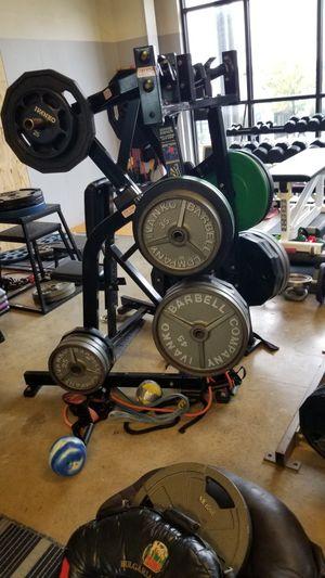 IVANKO premium MACHINED olympic Weights for Sale in Atlanta, GA