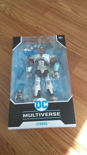 Dc multiverse cyborg for Sale in Antioch, CA