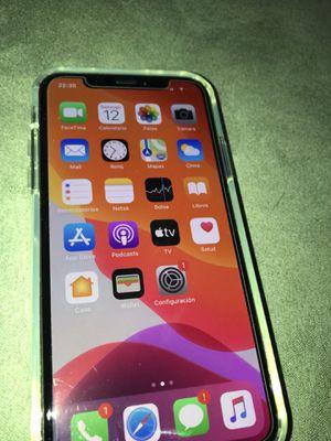 iPhone X 256 Gb - libre cualquier compañía! for Sale in Chula Vista, CA