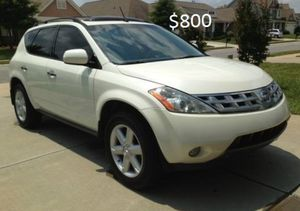 Crazy*Clean*Beautiful*2OO3 Nissan Murano for Sale in St. Petersburg, FL