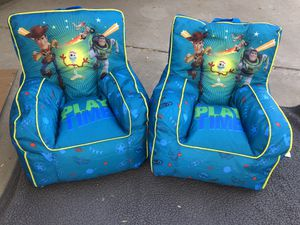Toy story 4 - BRAND NEW kids chairs for Sale in Moreno Valley, CA