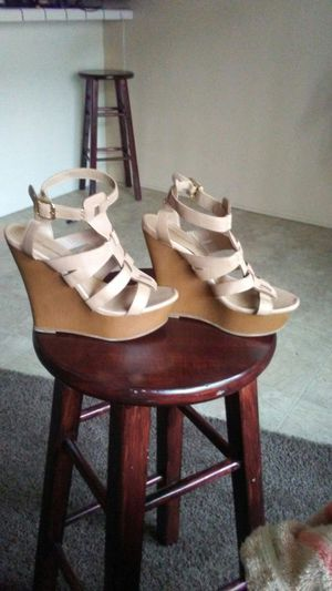 Wedges size 7 for Sale in Hawthorne, CA