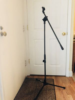 Microphone Stand for Sale in Leesburg, VA