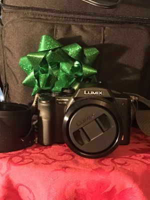 LUMIX Pro Digital Camera And Case for Sale in St. Louis, MO