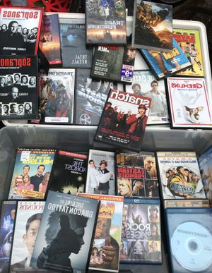 DVD movies for Sale in Everett, WA
