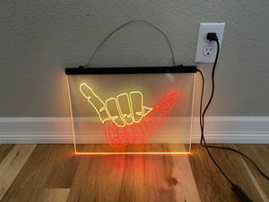 Neon Wall Sign (negotiable) for Sale in Littleton, CO