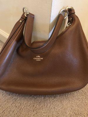 Brown leather Coach Purse for Sale in Alexandria, VA