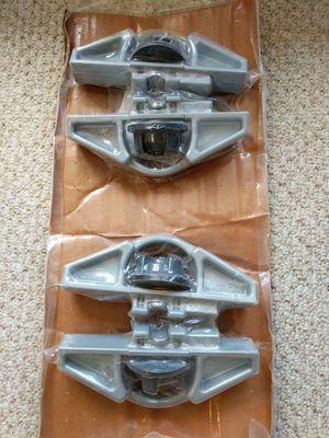 Toyota Tundra Tie Down Cleats for Factory Rail System for Sale in Houston, TX