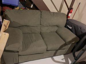 Sofa w/ ottoman for Sale in Erie, PA