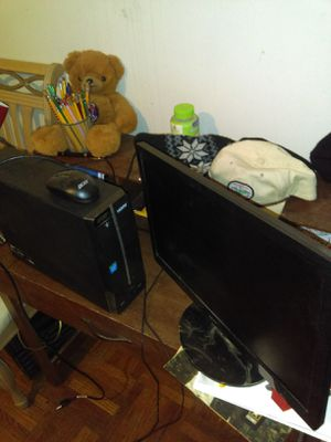 Acer monitor and computer for Sale in Washington, DC