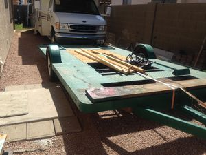 Trailer- car hauler for Sale in Gilbert, AZ