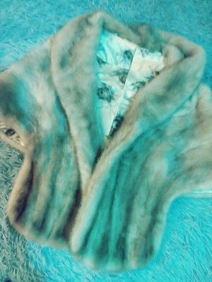 Real fur coat for Sale in Winter Haven, FL