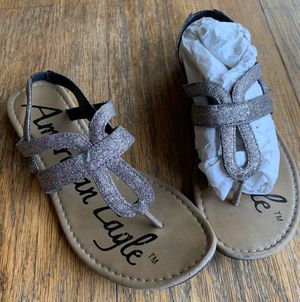 (Like New) American Eagle Women's Sandals (Size 7 1/2) for Sale in Normal, IL