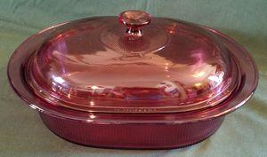 Pyrex Corning Vision V 34 Glass Baker/Roaster for Sale in Riverside, CA