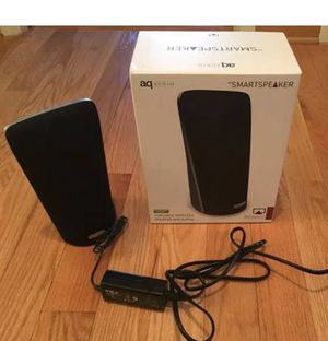 AQ Audio Smart Speaker Portable Wireless With AirPlay for Sale in Chicago, IL