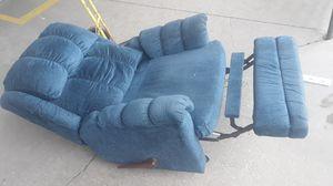 Blue Flexsteel Recliner for Sale in St. Louis, MO