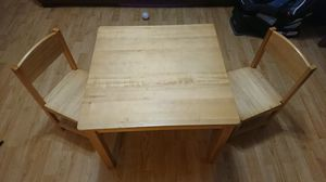 $50 KidKraft tables with chairs for Sale in Swampscott, MA