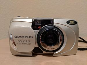 Olympus stylus zoom 80 wide dlx for Sale in Concord, CA