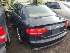 Audi a4 for part out 2010 for Sale in Opa-locka, FL