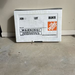 Permit Box for Sale in Duluth, GA