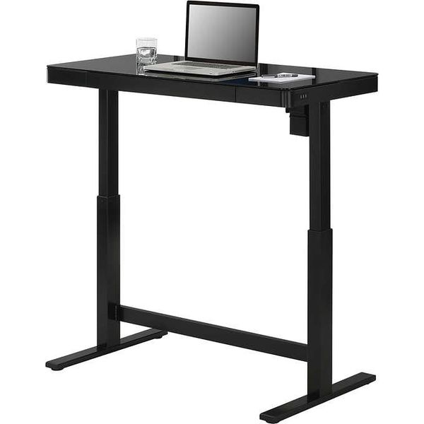 Tresanti Height Adjustable Standing Desk Black Sale For