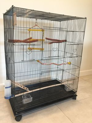 Large Flight Bird Cage Bundle BRAND NEW for Sale in Los Angeles, CA