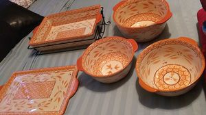 Temp-tations bakeware for Sale in Monroe, NC
