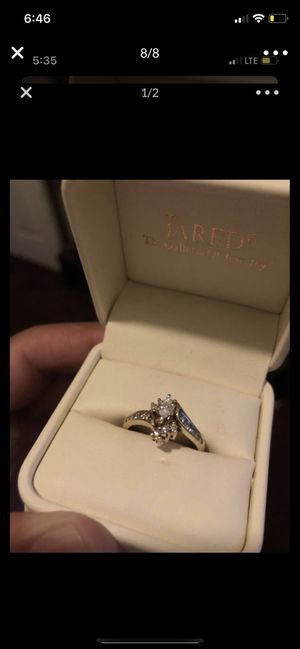 14 K yellow gold diamond ring for Sale in Gilbert, AZ