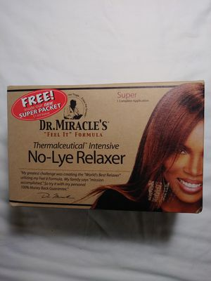 No lye relaxer for Sale in Marysville, WA