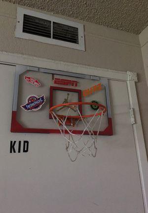 Indoor basketball hoop for Sale in Clovis, CA