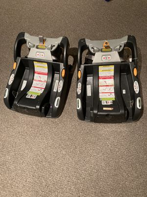 Chicco car seat adapters for Sale in Chandler, AZ