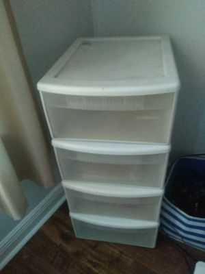 Lot of Storage containers drawers for Sale in Odessa, FL
