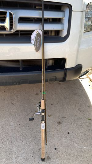 Fishing rod fishing reel for Sale in Scottsdale, AZ